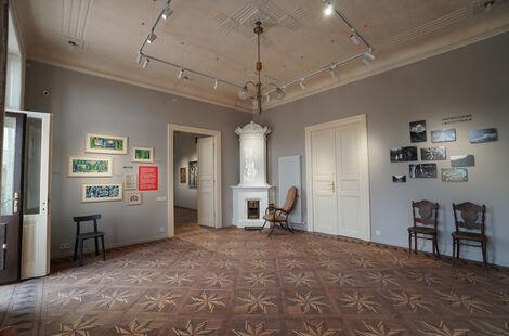 Квартира-музей. Розмова з Павлом Гудімовим