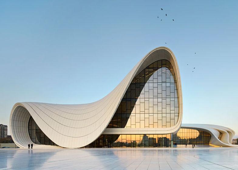 Лекція з сучасної архітектури