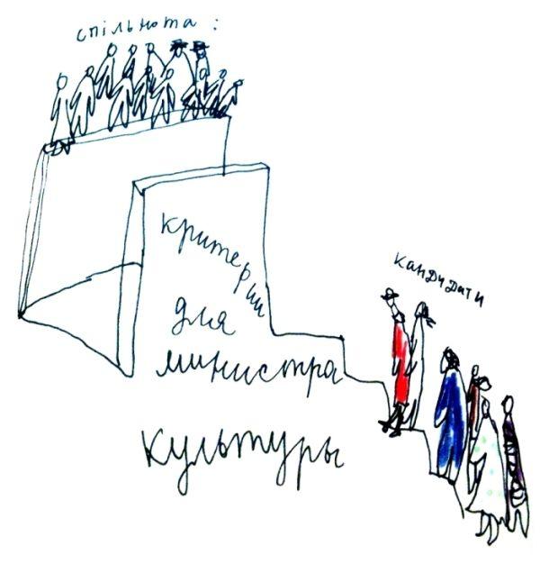 Artist talk з Алевтиною Кахідзе «Якщо читати історію по малюнках»