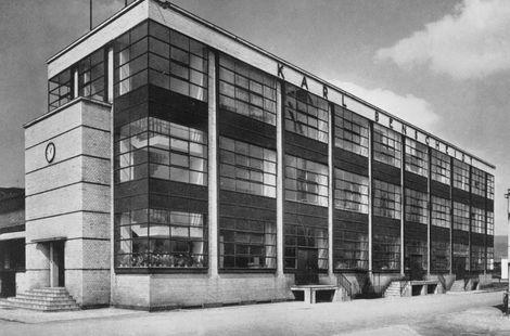Лекція «Художнє об'єднання та напрям у архітектурі Баухауз»