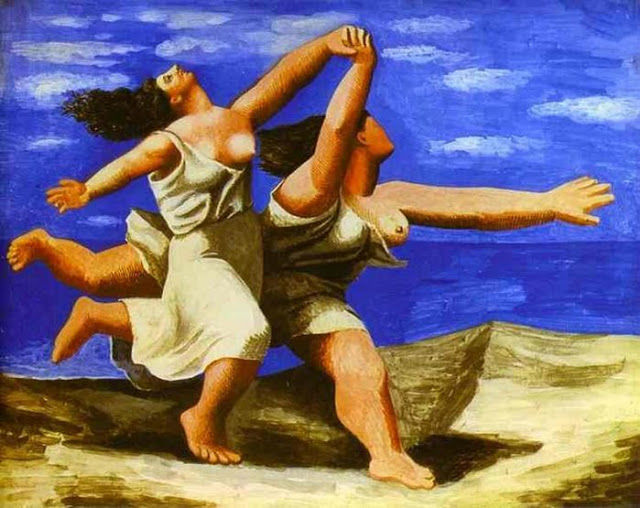 Лекція присвячена мистецтву Пабло Пікассо