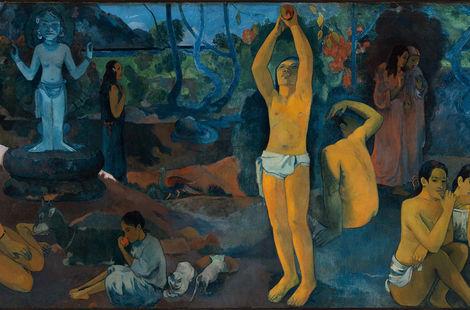 Лекція «Постімпресіоністи Вінсент ван Гог та Поль Гоген»