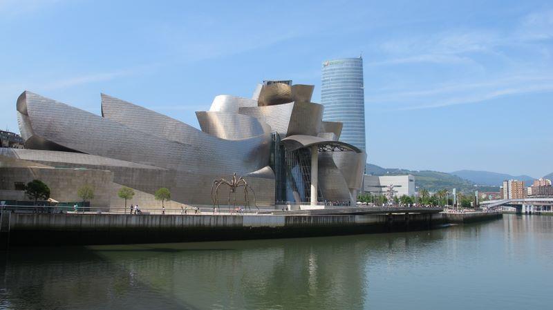 Лекція з сучасної архітектури: Френк Гері
