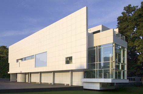 Лекція з архітектури модернізму