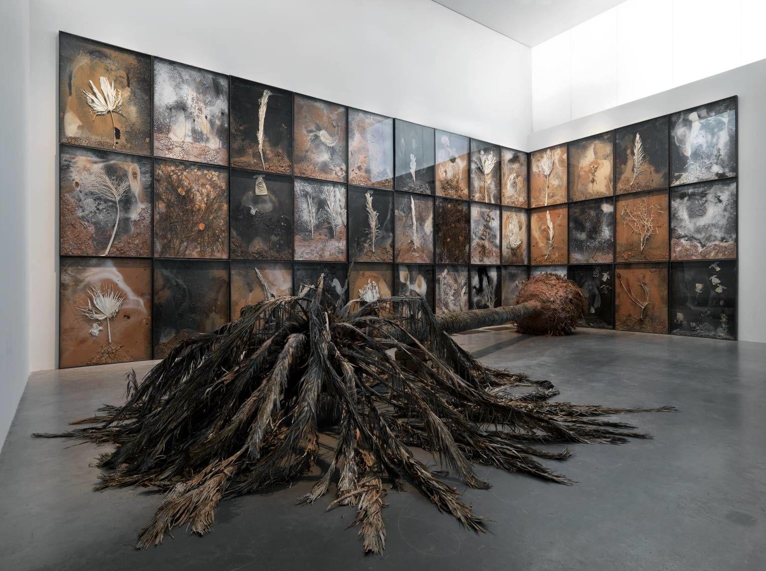 Лекція присвячена мистецтву Ансельма Кіфера