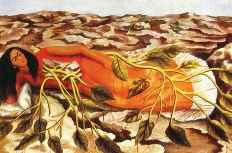 Лекція присвячена мистецтву Фріди Кало