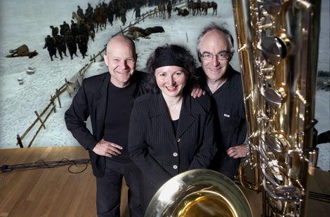 Концерт Kontra-Trio в арт-центрі Я Галерея