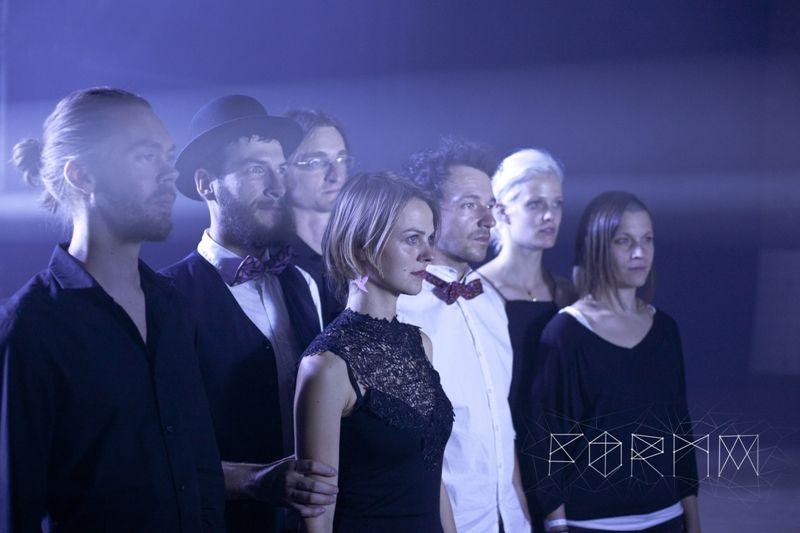 Artist talk музикантів гурту FORMA
