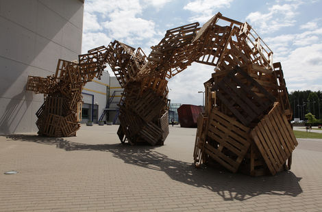 Проект арт-центру Я Галерея на ARTVILNIUS'15
