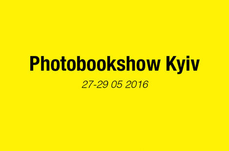 Photobookshow Kyiv