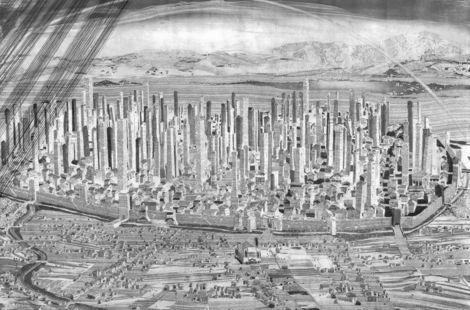Metropolis. Минулі утопії майбутнього