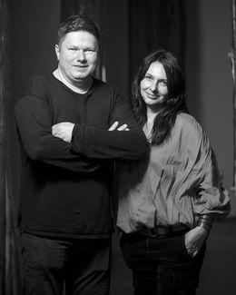Kateryna and Valeriy Kuznetsov