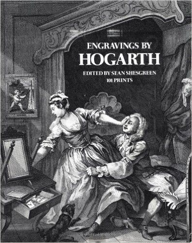Sean Shesgreen. Engravings by Hogarth