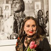 Зустріч с Ларисою Кадочниковою
