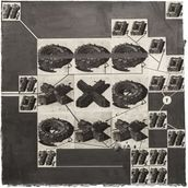 """Нова виставка Павла Макова """"TERNI LAPILLI. Giochi di Guerra"""" у Флоренції"""