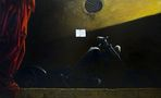 Євген Равський, In via veritas (істина в дорозі), 2009, полотно, олія, 120х200