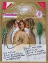 Дмитро Кузовкін, Вони обидва щасливі: вона кинула горілкопиття, 2008, папір, мішана техніка, 36х27
