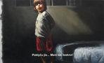 Покличу їх… Мені так тоскно!, 2009, полотно, олія, 85,5х140