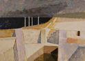 Херсонес, 1993, картон, олія, 57х78