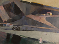 Крим. Новий світ, 1993, полотно, олія, 57х78