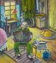 Ірина Гаршина, Жити стало веселіше, із циклу Мій 37-й, 2009, полотно, олія, 80х70