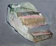 Драбина, 2007, полотно, олія, 20х25