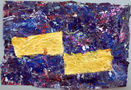 До проекту Крила, 2008, папір, мішана техніка, 35х53