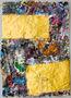 До проекту Крила, 2008, папір, мішана техніка, 40х58