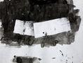 До проекту Крила, 2008, папір, мішана техніка