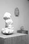 Фрагмент скульптури, 1995-2005, необпалена глина