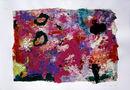 Без назви, з проекту Кольорові об'єкти, 2007, папір, олія