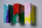 Об'єкт, з проекту Кольорові об'єкти, 2007, мішана техніка