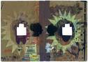 Із серії Щоденник з мішенями, 1999-2007, мішана техніка