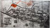 Межа, 2013 – 2014, малюнок, багаторазове інтагліо, акрил, папір