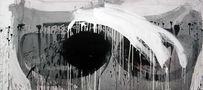 Я нирки, 2010, полотно, акрил, 80х180