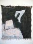Дзеркало в інтер'єрі, 2012, килимок, олія