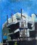 Микита Кравцов, Варіація ІІІ, 2010, полотно, олія, 60х50