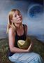 Олена Полященко, Космос як передчуття, 2011, полотно, олія