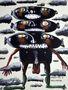 """Олександр Ляпін, Minister z kosmosu, із серії """"Кабінет міністрів"""", 2010, полотно, олівець, акрил, акриловий лак, олія"""