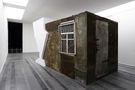 Будиночок велетнів, 2012, знайдений об'єкт, метал, дерево, гіпсокартон, фарба