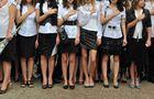 Олександр Кадніков, Гімн Украини, 1 вересня, середня школа No.14, м.Сімферополь, 2010, цифровий друк