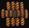 Олександр Кадніков, Бутерброд ностальгія, 2009, цифровий друк