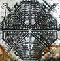Донроза, 2008-2010, багаторазове інтагліо (понад 50 дощок), малюнок, акрил, папір