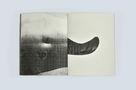 Артбук Колискова І, 2017, фотографії на плівку надруковані на ризографі зі сліпим тисненням