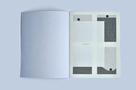 Артбук Колискова ІІ, 2017, друк на ризографі зі сліпим тисненням