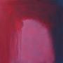 Антон Логов. Із серії Складний червоний. 60х60. Полотно, олія. 2018