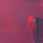 Антон Логов. Із серії Складний червоний. 70х70. Полотно, олія. 2018