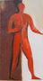 The Sewn Man, 2013, полотно, олія