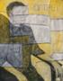 Портрет невідомого, 2019, килимки, олія