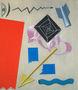 Стрічка Мебіуса, 2014, полотно, акрил